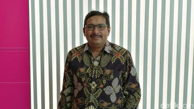 Ismail, Kepala BRTI Kominfo