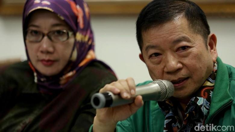 Suharso Monoarfa Ajak PPP Muktamar Jakarta Pulang