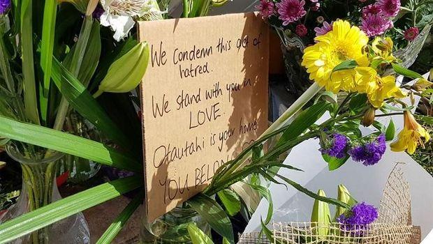 Pesan solidaritas warga New Zealand untuk korban aksi teror di Christchurch