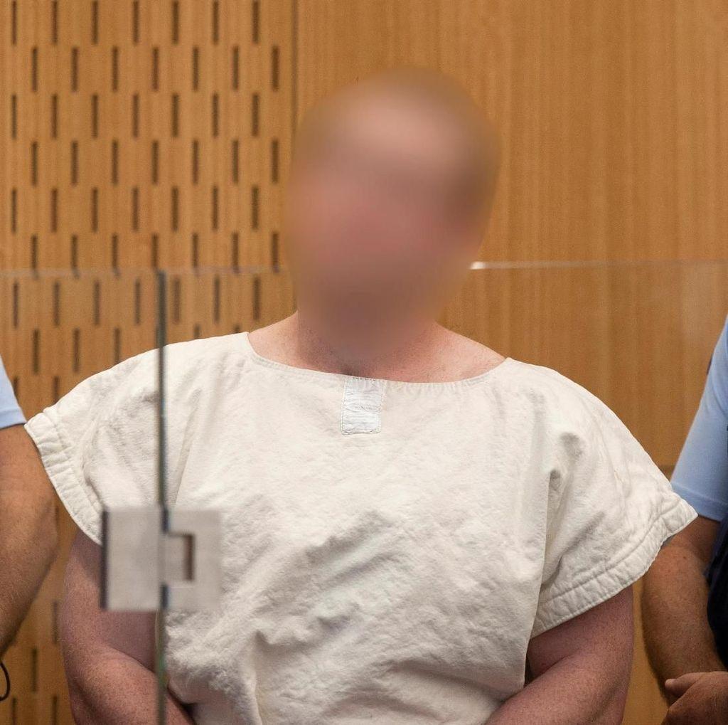 Pelaku Penembakan di 2 Masjid New Zealand Juga Dijerat Dakwaan Terorisme