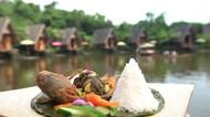 Resep Pepes Gurame Bubu, Hidangan Kaya Rempah Dimasak dengan Bambu