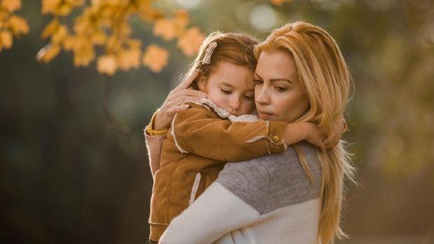 Mengatasi rasa bersalah setelah marah-marah ke anak