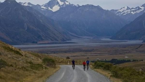 Christchurch juga memiliki alam nan indah, contohnya seperti Mid Canterburry. Ya, semoga Christchurh dapat kembali damai seperti sedia kala (New Zealand)