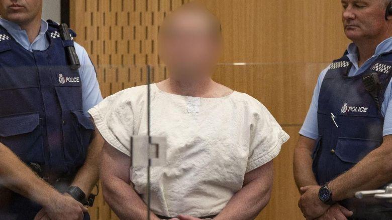 Pelaku Penembakan Masjid Christchurch Detail: Pelaku Aksi Teror Di Dua Masjid Selandia Baru Disidang