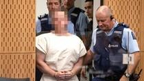 Didakwa Pembunuhan, Tersangka Aksi Teror Masjid New Zealand Disidang