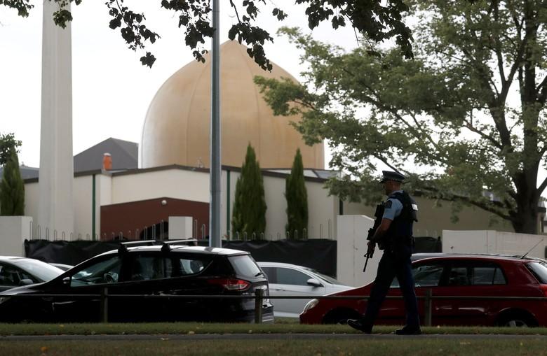 Korban Tewas Teror Masjid New Zealand Bertambah Jadi 50 Orang