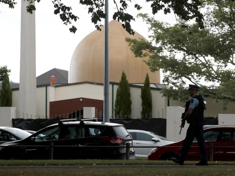 Fakta Terkini Aksi Brutal Penembakan di Masjid New Zealand