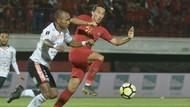 Ezra Walian Bikin Gol, Timnas U-23 Bungkam Bali United 3-0