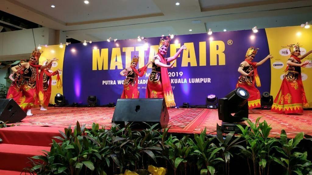 Tari Gandrung Banyuwangi Sukses Bikin Heboh MATTA Fair 2019