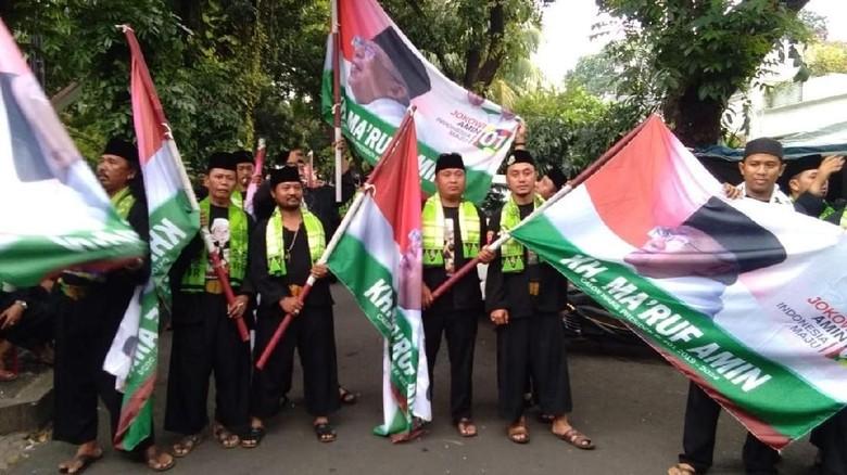 FBR Bakal Kawal Maruf ke Lokasi Debat Cawapres