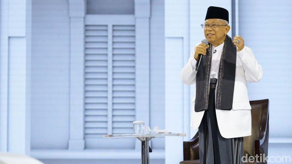 Maruf Ingin Indonesia Punya Gedung Opera Ala Sydney dan Festival Budaya