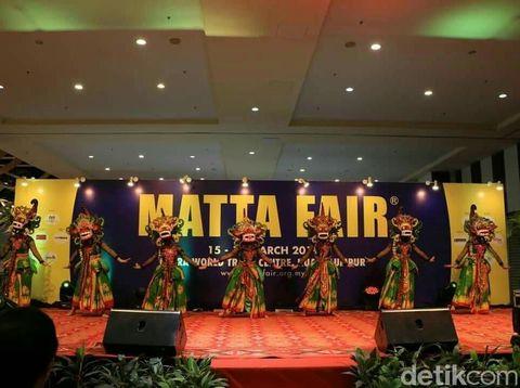 Matta Fair 2019 di Kuala Lumpur