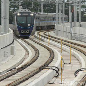 MRT Jakarta Mau Perpanjang Jalur hingga 230 Km Sampai 2030