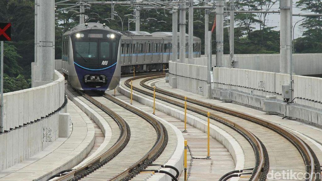 Perpanjangan Rute MRT ke Tangsel Masih Tunggu Penugasan Pemerintah