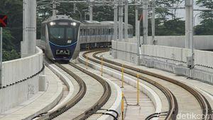 MRT Jakarta Sudah Beroperasi
