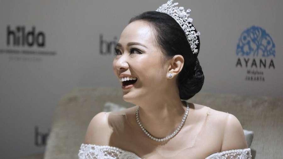 Yuanita Christiani Ungkap Alasan Menikah di Kapal Pesiar