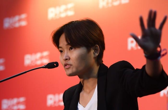 Pendiri Grab Tan Hooi Ling (Foto: RISE via Getty Images)