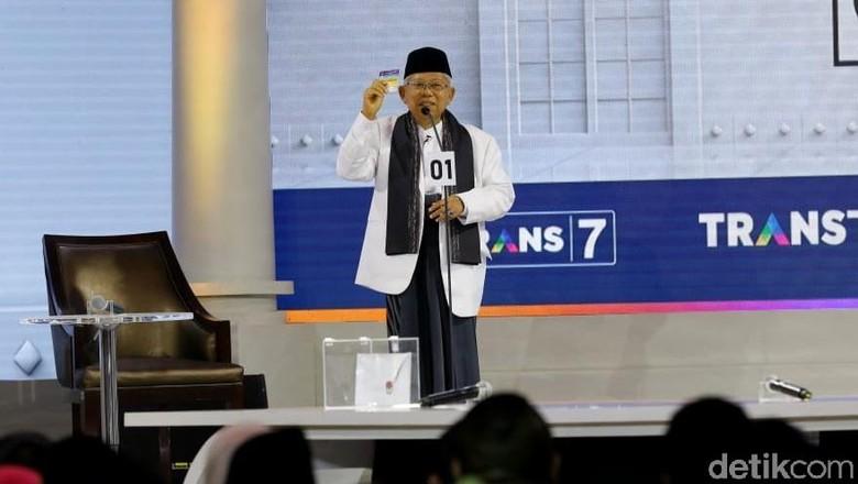 Mulai Panas! Maruf Tepis Kritik Sandi soal Badan Riset Nasional