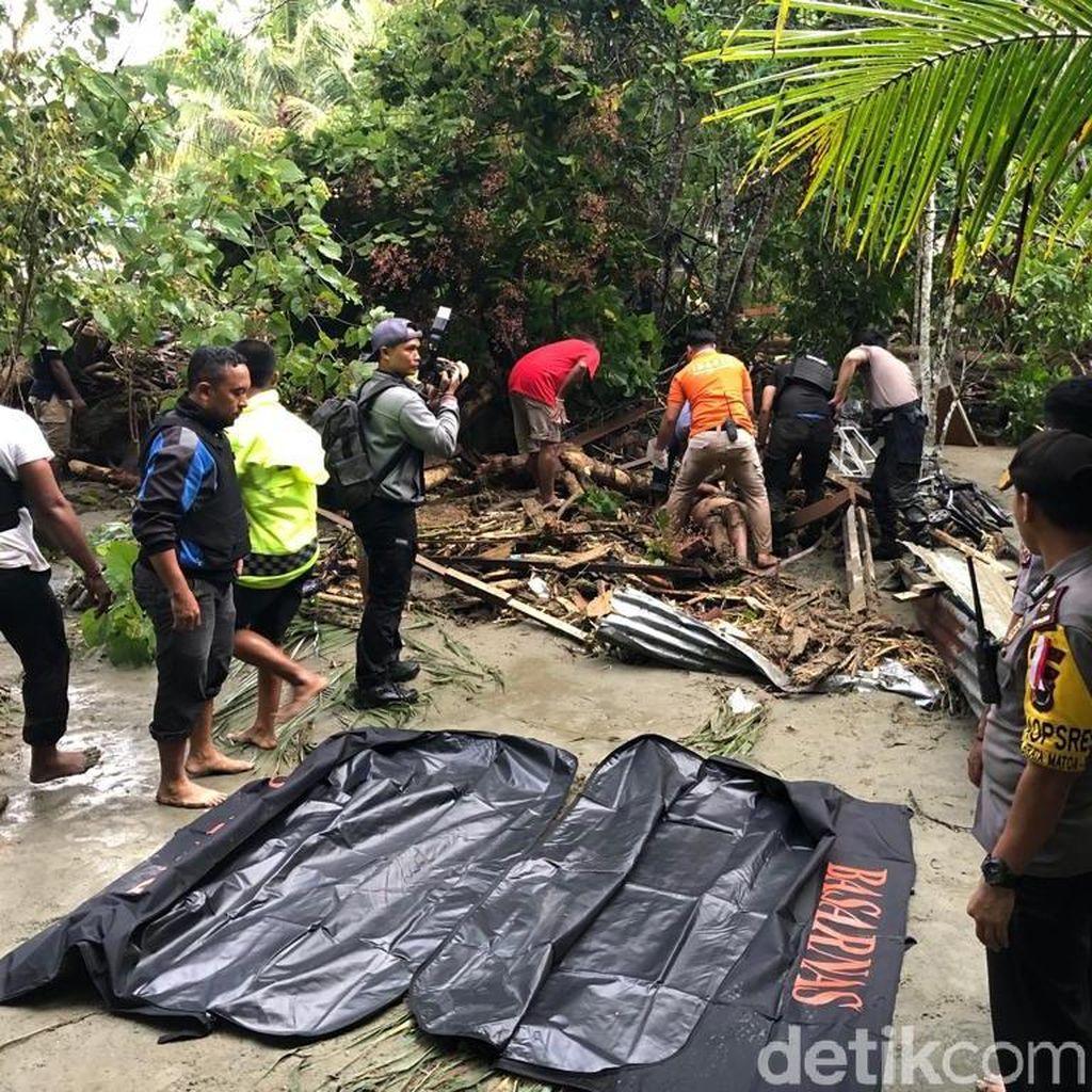 Update Data Korban Banjir Bandang Sentani Sejauh Ini