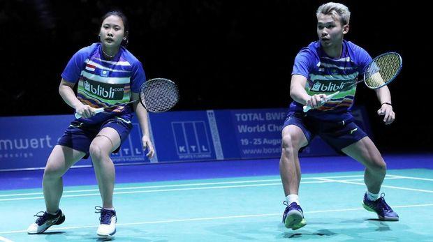 Jadwal Wakil Indonesia di Babak Semifinal Korea Open 2019
