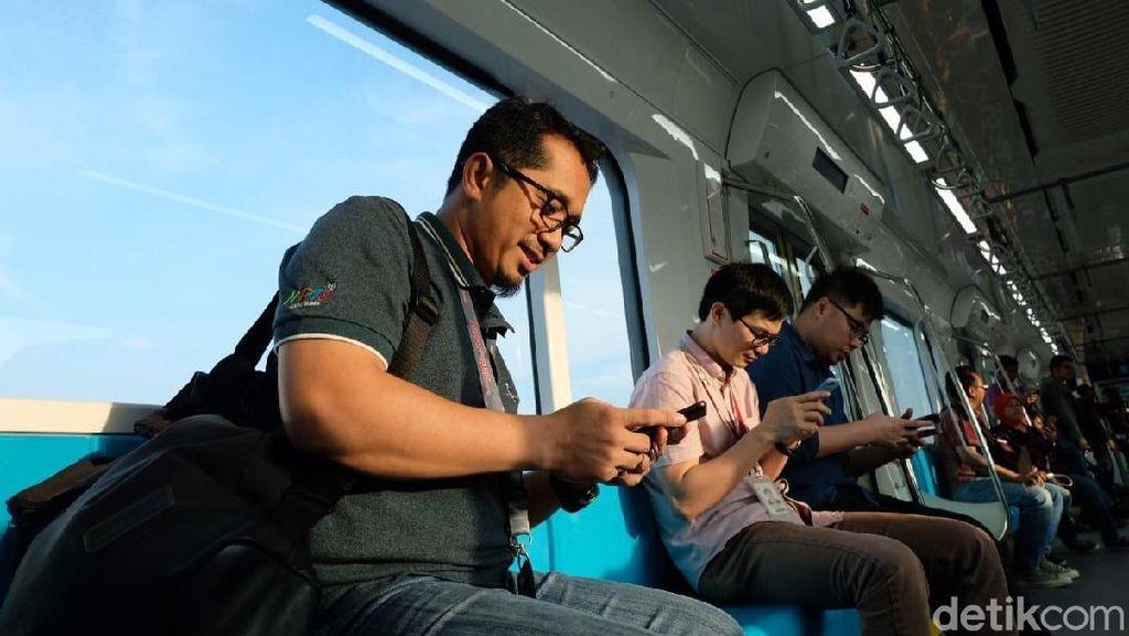 Seluruh Operator Seluler Idealnya Layani Rute MRT Jakarta