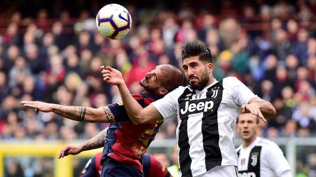 Juventus tak mampu cetak gol tanpa Cristiano Ronaldo.