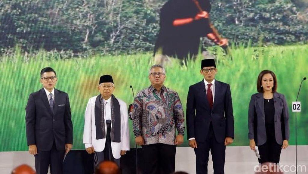 Saling Serang Sandiaga dan Maruf soal Tenaga Kerja Asing