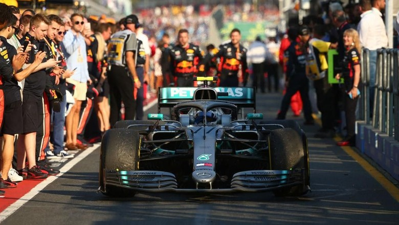 Ilustrasi Formula 1 Foto: Robert Cianflone/Getty Images