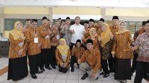 Guru Agama Islam di Semarang Dukung Jokowi dan Tolak Paham Khilafah
