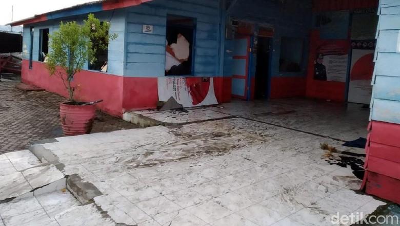 Ini Penyebab Kebakaran Rutan Sinabang Aceh