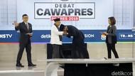 Maruf dan Sandi Ucapkan 6.907 Kata di Debat, Siapa Lebih Banyak Bicara?