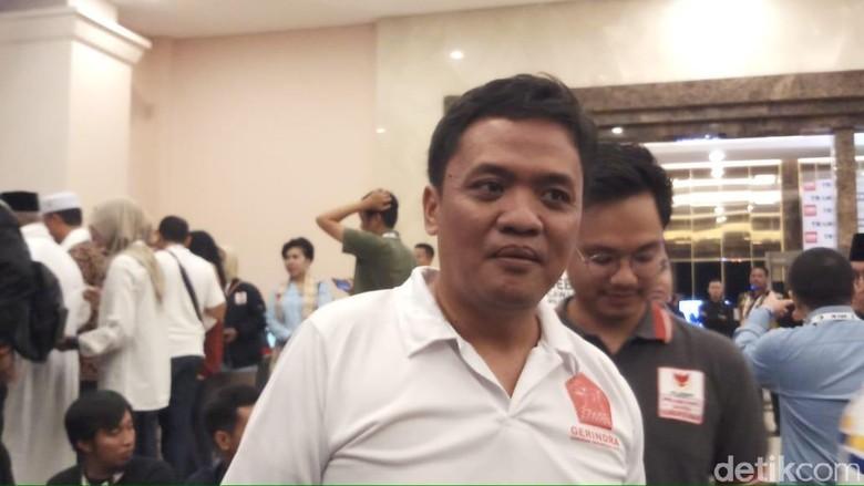 Habiburokhman Mencari Romahurmuziy di Lokasi Debat