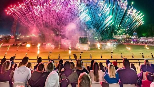 Pada musim semi ada IGA Perth Royal Show di Claremont, akhir September. Ini adalah festival pertanian terbesar di Perth yang menarik 350.000 pengunjung. (perthroyalshow/Instagram)