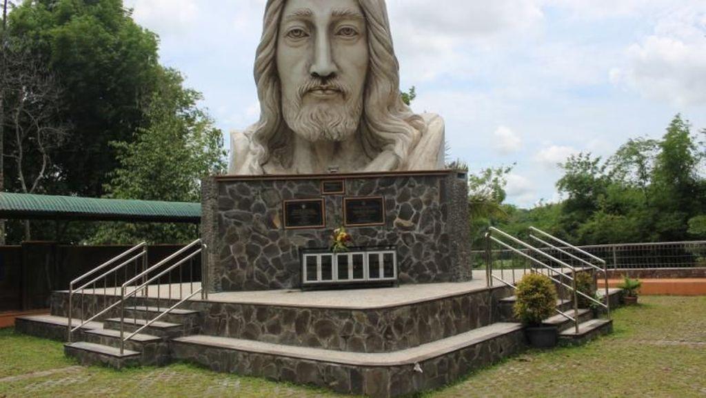 Taman Doa Pajangan, Destinasi Wisata Religi di Yogyakarta