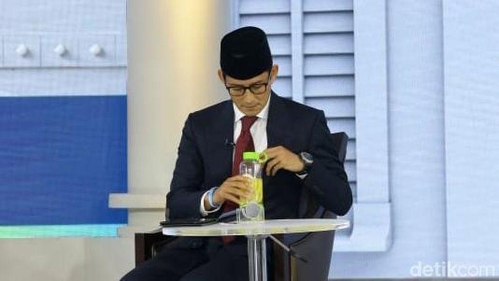 Soal Gizi, Sandiaga Uno Janjikan Perbaikan Anggaran Posyandu
