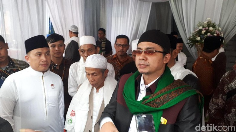 Ulama Bogor-Depok Gelar Doa Bersama dan Deklarasi Dukung Jokowi-Maruf