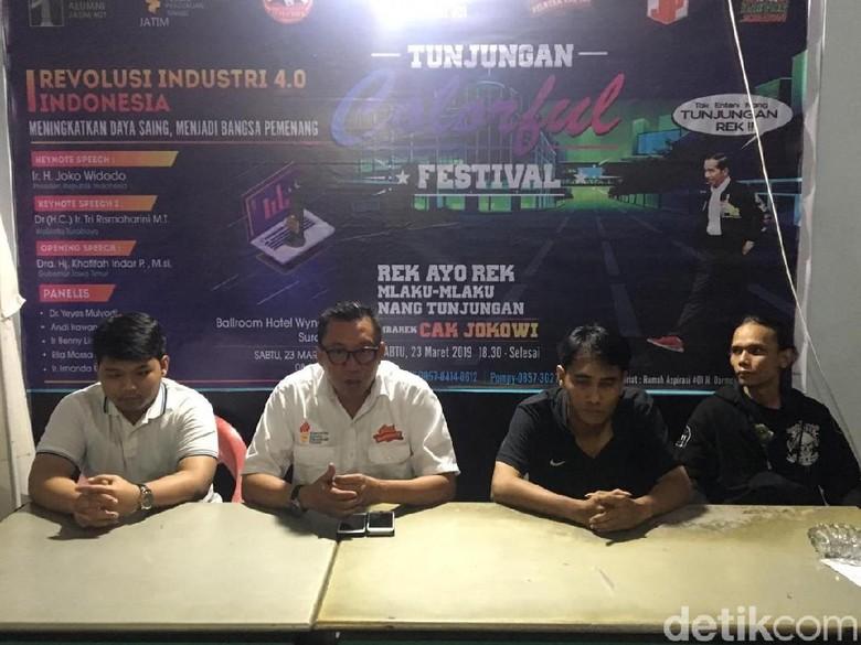 Kampanye di Surabaya, Jokowi akan Mlaku-mlaku nang Tunjungan