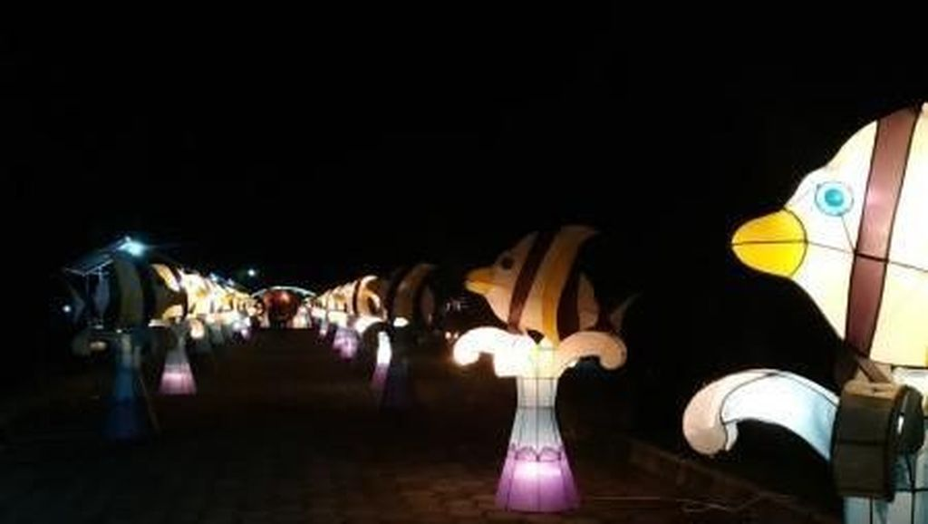 Mau Wisata Malam yang Aman di Yogyakarta, ke Sini Saja