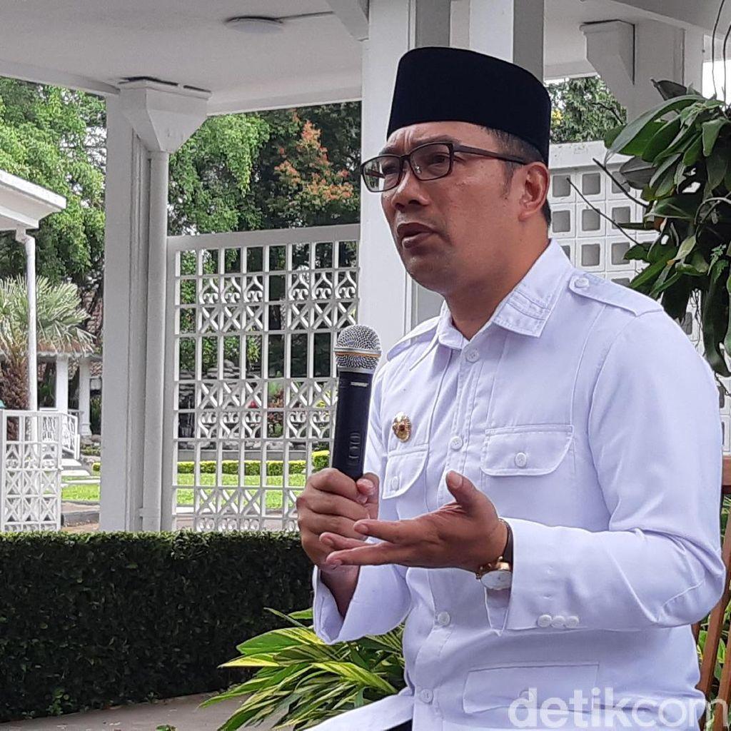 Respons Ridwan Kamil soal Protes Penundaan Pelantikan Bupati Ciamis