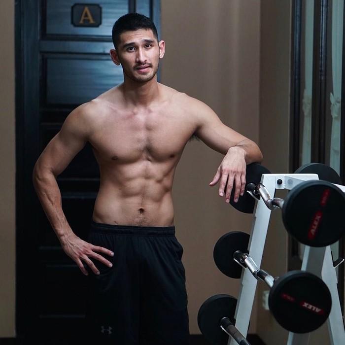 Model Julius Ryan Karsten atau akrab disapa JRyan punya gaya hidup sehat yang oke punya. (Foto: Instagram/@jryankarsten, ditampilkan atas izin yang bersangkutan.)