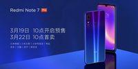 Redmi Note 7 Pro untuk saat ini masih tersedia di China.