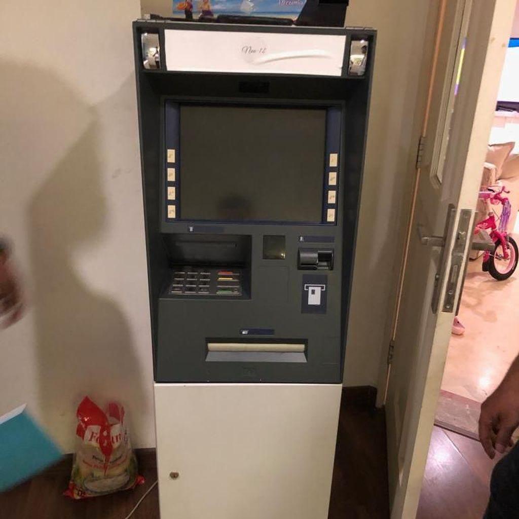 Ramyadjie Priambodo Angkut Mesin ATM, Ini Kata Peneliti Keamanan
