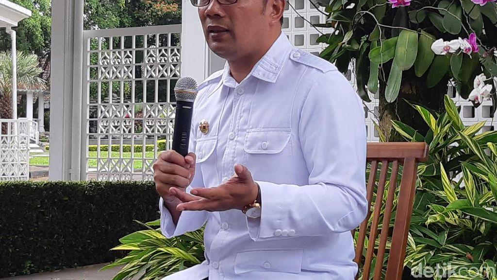 Ridwan Kamil Minta Warga Hormati Proses Gugatan Pilpres di MK