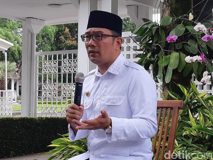 Gubernur Jawa Barat Ridwan Kamil/Foto: Mochamad Solehudin