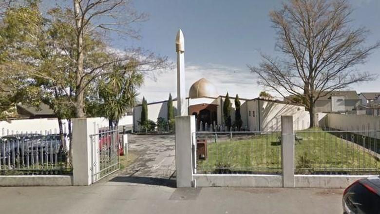 Masjid Al Noor Christchurch (Google)
