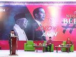Silaturahmi dengan Pendukung di Surabaya, Maruf Bicara 4 Bingkai Kebangsaan