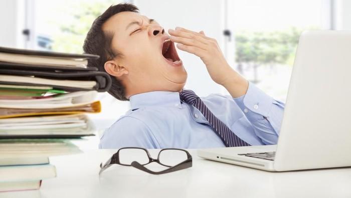 Ilustrasi mengantuk. (Foto: shutterstock)