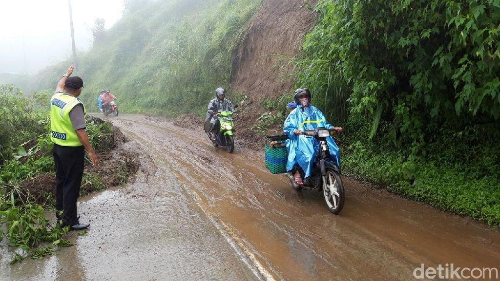 Boyolali Longsor, Jalur Wisata ke Magelang Masih Aman