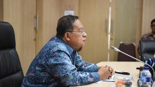 Darmin Bicara Soal Tendensi Surplus Neraca Dagang RI