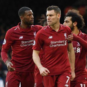 Waktunya Liverpool Menaikkan Persneling Lagi